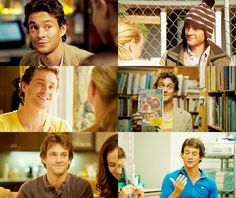 The Jane Austen Book Club (2007) - Hugh Dancy as Grigg - I really like Hugh Dancy. I love his character in the movie!