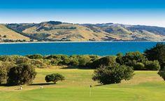 Apollo Bay Golf Course, Apollo Bay, Vic, Australia