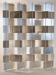 paravent ann es 30 paravent art d co eilen gray. Black Bedroom Furniture Sets. Home Design Ideas