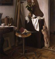 Studio Interior - Carl Dobsky