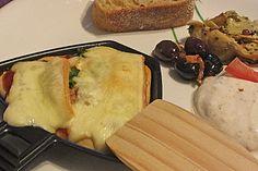 Pizza - Raclette (Rezept mit Bild) von ManuGro | Chefkoch.de