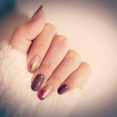 #ネイル#簡単ネイル#セルフネイル#プチプラネイル#ネイルデザイン#ホイルネイル#塗りかけネイル#キャンドゥ#キャンメイク#エテュセ#nail#nails#nailstagram#nailpolish#nailart#naildesign#selfnail#nailcolor#canmake#ducato#nailholic