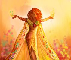 So much better than Elsa, just saying.