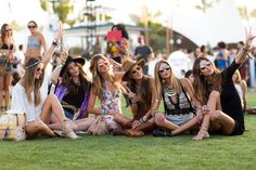 Live From Indio: All the Best Coachella Street-Style Shots - Gallery - Style.com