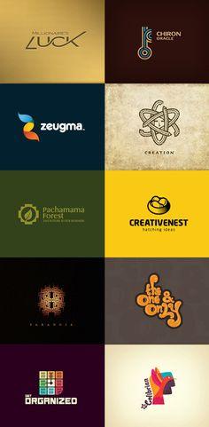 Logo Inspiration #1 | Choco la Design