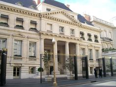 The Palacio Duhau - Park Hyatt (Buenos Aires) Concordia Entre Rios, Chile, Mansion Designs, In Patagonia, Facade House, House Facades, Largest Countries, Architecture Old, Most Beautiful Cities