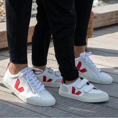 Veja sneakers in leather Veja Esplar, Veja Sneakers, Leather, Ootd, Shoes, Winter, Fashion, Winter Time, Moda