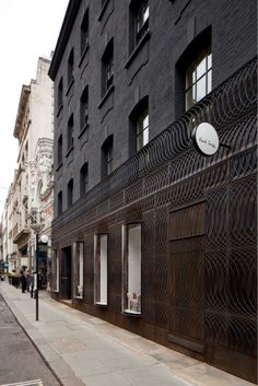 Paul Smith Store Facade