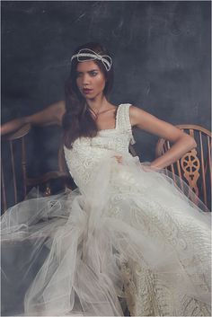 Statement Bridal Accessories For Red Carpet Brides: Fabledreams - Want That Wedding - Want That Wedding