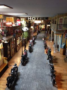 Bill's Bike Barn, Bloomsburg PA - July 2014