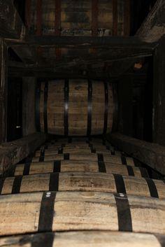 Whiskey Barrel Storage | Flickr - Photo Sharing!