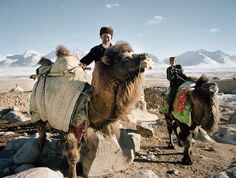 Kirghiz in Pamir Mountains, Afghanistan