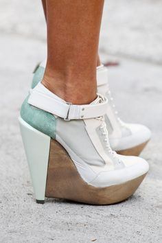 Fall 2012 Shoes and boot trends from Fashion Week NY