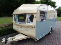 Classic Vintage Caravan | Castleton | 1960's |
