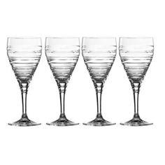 Royal Doulton Set of four 'Islington' crystalline large wine glasses Royal Doulton, Contemporary Design, Wine Glass, Glasses, Debenhams, Eyewear, Eyeglasses, Eye Glasses, Wine Bottles
