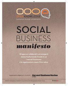 Ottimo (e lungo!) articolo di Marco Minghetti che riprende le tesi discusse recentementre nel corso del Social Business Forum 2012. Vale una lettura attenta