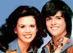 I learned to kiss by practicing on Donny Osmond albums