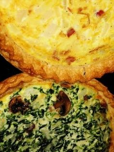 Quiche recipe | Top & Popular Pinterest Recipes