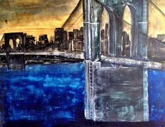 Marcos Schmalz - Obra - Manhattan Bridge II