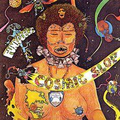 Funkadelic - Cosmic Slop 180g Vinyl LP