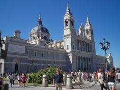 Catedral La Almudena.
