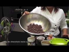 Brownie de Chocolate com Nutella - TV Doural - YouTube
