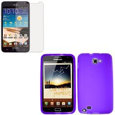 Samsung Galaxy Note i717 Combo Solid Purple Silicon Skin Case Faceplate Cover + LCD Screen Protector for Samsung Galaxy Note i717 by iFase. $4.34. http://notloseyourself.com/showme/dpzld/Bz0l0d7qHa9aFf5oRgUs.html