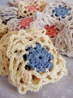 crochet, blanket