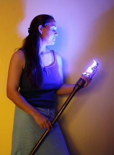 Loki Walking stick (2 sizes) prop making for Loki Dress Costume.