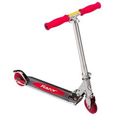 Razor scooters were the leading cause of childhood injuries.