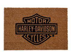 Harley Davidson Door Mat Door Mats Pinterest Door