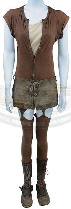 Milla Jovovich - Resident Evil: Extinction (2007) (274×800)