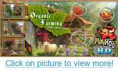 Organic Farming - Hidden Object Game (Mac) [Download] Game Art, Mac Games, Mac Download, Video Game Reviews, Der Computer, Hidden Objects, Nintendo, Organic Farming, Video Games