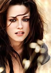 Kristen Stewart. She annoys me so much, but she is beautiful.