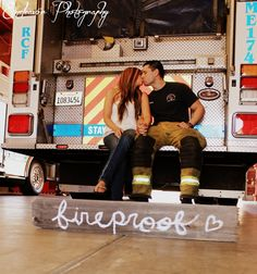 Engagement Pic by Endeavor Photography!