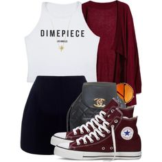 .Dime.Piece., created by mindlesspolyvore on Polyvore