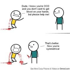 we all have ocd