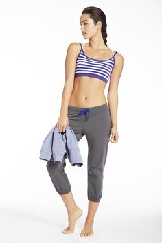 Avid - The Kemi Bra looks great in the gym, or under a casual day top.