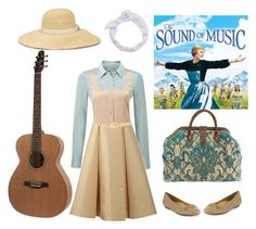 """""""The Sound of Music"""" by luna412 ❤ liked on Polyvore featuring Pure Collection, Michael Kors, Alexander McQueen, Neiman Marcus, Carole and Heidi Klein"""