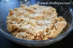 Khoa, Khoya is a milk cheese, made either from milk powder or traditionally by reducing whole milk in an open skillet for long hours.