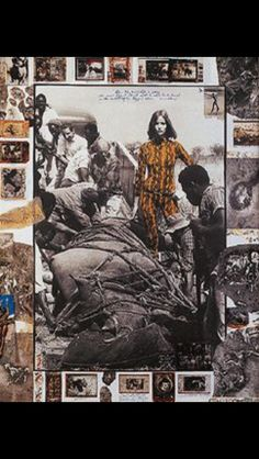 Peter Beard Kenya