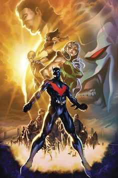 Batman Beyond (2015) Issue #11