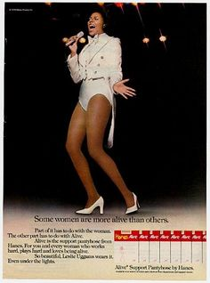 Leslie-Uggams-1975-Hanes-Alive-Pantyhose-Ad.jpg (475×642)