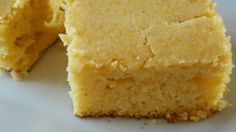 This moist cornbread with a crisp, golden crust is great with chili or as a quick side dish.