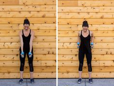 Sculpted Barre Arm Workout - Front Row
