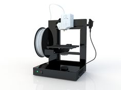 Up Plus 2 - a great 3D printer for creatives and designers