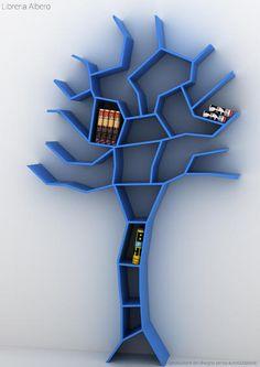 Libreria Albero by Roberto Corazza