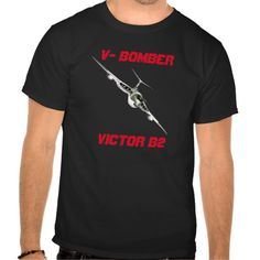 Victor V Bomber T Shirt