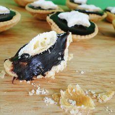 [Baking Adventures] - 12 Days of Christmas :: 10 Chocolate Ganache Tartlets