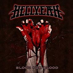 "Hellyeah 2014 release ""Blood For Blood"""